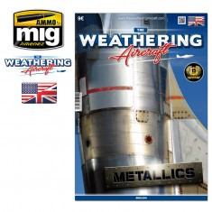 "Aircraft Weathering Magazine No.5 ""Metallics"""