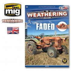 "Weathering Magazine No.21  ""Faded"""