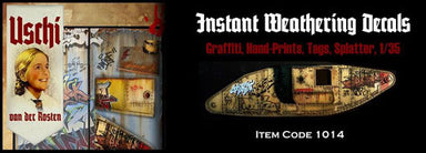 "Decals ""Instant Graffiti"""