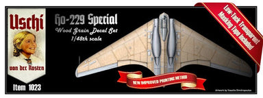 48 nd Scale Horten Special