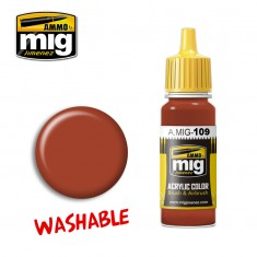 AMMO WASHABLE RUST