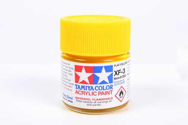 XF3 Flat Yellow 23ML