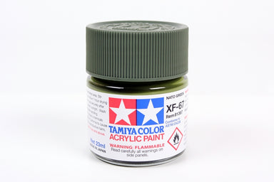 XF67 NATO Green 23ML