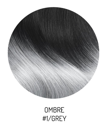 Ombre Extensions #1/Grey