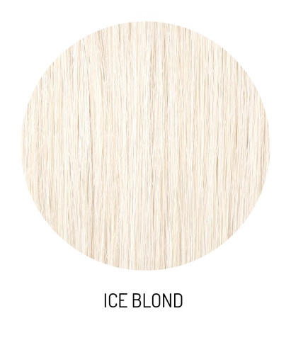 Clip In Extensions Ice Blond