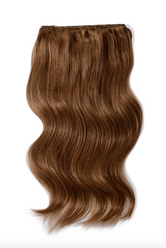 Clip In Extensions - Toffeebraun #5