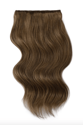 Clip In Extensions - Aschbraun #9