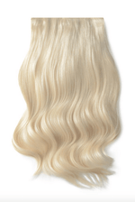 Clip In Extensions - Platinblond #60