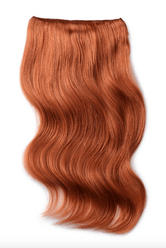 Clip In Extensions - Kupferrot #350