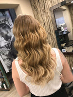 Tape In Extensions - Mix Blond #18/#613 - Haarkrönung