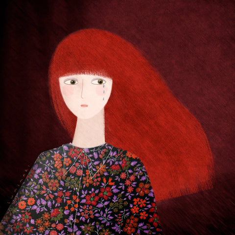red-hair-woman-illustration-print-lumimari-art