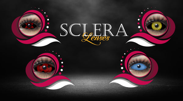 Sclera Lenses Arrive in Devil Manner