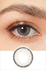 Radiant Bare Beige Colored Contacts