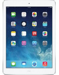 iPad Air - Wifi - 16GB - Silver