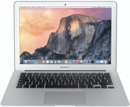 "Macbook Air 13"" A1466 2015 - Core i5 1.6ghz - SSD 256gb - 4gb RAM"