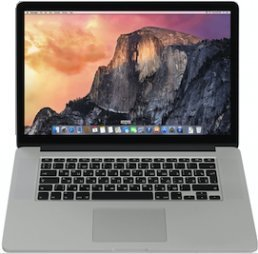 "Macbook Retina 15"" A1398"