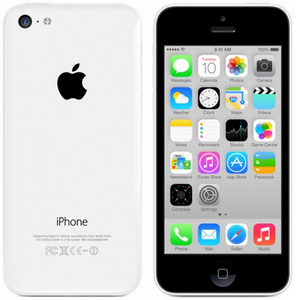 iPhone 5C - 8GB - White