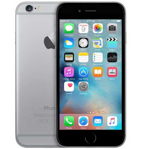 iPhone 6 - 16Go - Grey - Touch ID disabled