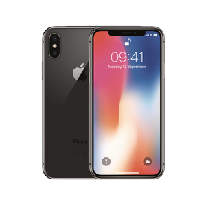 iPhone X - 256Go - Black