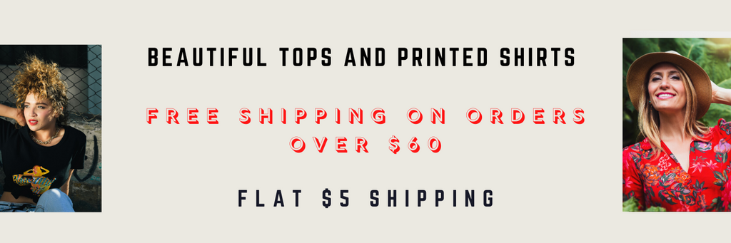 beautiful tops and t shirts, blouses on sale