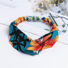 Load image into Gallery viewer, Betty's Bohemian Vintage Bandanna