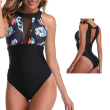 Load image into Gallery viewer, The Fifi One Piece Floral Bathing Suit