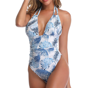 The Fifi One Piece Floral Bathing Suit
