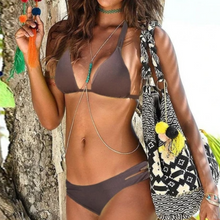 Load image into Gallery viewer, The sally two piece bikini set