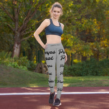 Load image into Gallery viewer, Grey Days Yoga Leggings