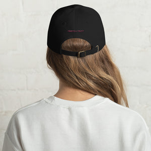 The Classic Embroidered Dad Hat