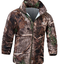 Load image into Gallery viewer, Saenshing Hunting Clothes for Hunting Summer Autumn Man's Waterproof Jacket Camping Windproof Bionic Jacket Compressed S-XXL