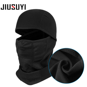 Cold Weather Waterproof Winter Neck Warmer Fleece Windproof Balaclava Tactical Snowboard Bicycle Gear Full Face Mask Men Women