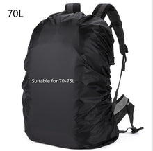 Load image into Gallery viewer, Mounchain 20-80L Adjustable Waterproof Dustproof Backpack Rain Cover Portable Ultralight Shoulder Protect Outdoor tools Hiking