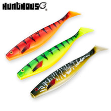 Load image into Gallery viewer, HUNTHOUSE big soft fishing lure pro shad lure berserk 180mm42g sea fishing saltwater bass fishing decoy for fishing pike zander