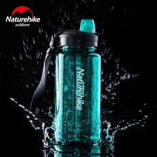 Load image into Gallery viewer, NatureHike High Quality Sports Bottles Leak Proof BPA Free Tritan Bottle Portable Running Camping Hiking Drinkware 750ml/1000ml