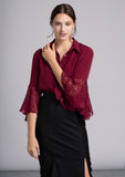 Vino Stevie Blouse - Victoria Wright