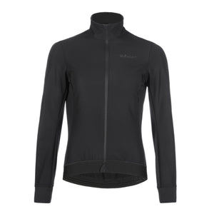 Revive Winter Jacket – Deep Black