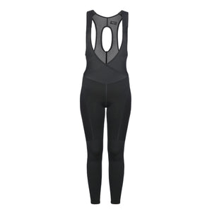 Rocacorba Thermal Bib Tights - Deep Black