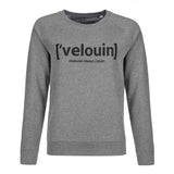 Sweater - ['velouin] Grey