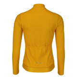 Thermal Jersey Turini - Yellow Mustard