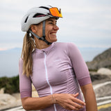 Shortsleeve Jersey Ventoux Eco - Carbon Rose