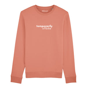 Sweater - temporarily offbike - Dark Rose