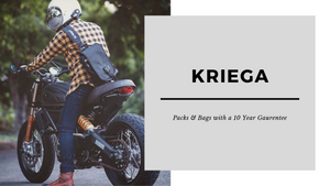 Kriega Bags and Packs