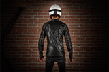 Obligue Juliette Leather Jacket  by Kalup