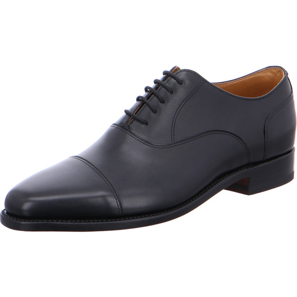 Ludwig Reiter Oxford Black Boxcalf Leather
