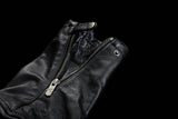 Obligue 8mm Leather Jacket by Kalup