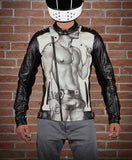 Obligue Tom of Finland Leather Jacket  by Kalup