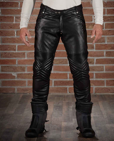 XTrouser leather ridding pant  by Kalup