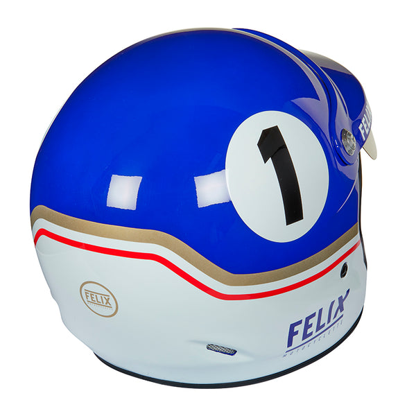 Dakar Helmet by Casque Felix