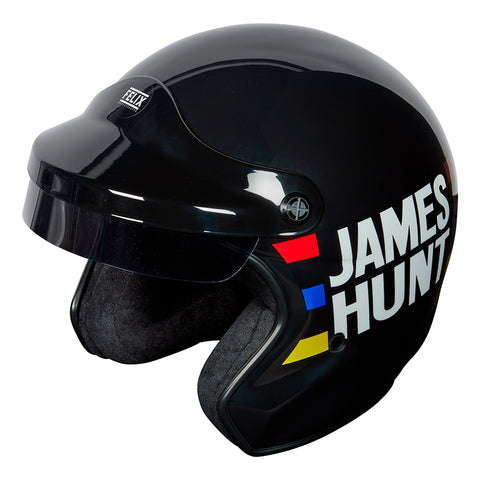 James Hunt Helmet by Casque Felix